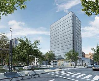 Oficinas – Providencia – Edificio Costanera Puente Suecia